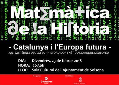 23-08-2018. Presentació del llibre de Juli Gutierrez Deulofeu a Solsona. 393x280px.