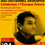 2018-12-01. Presentación libro sobre la Matemática de la Historia en Guissona.