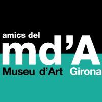 Amics del Museu d'Art de Girona. Logotip.