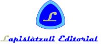 Editorial Lapislàtzuli. Nom i logotip.