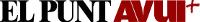 El Punt Avui+. Logotip.