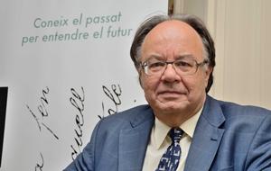 Josep Maria Figueres./©Elena Fernández.