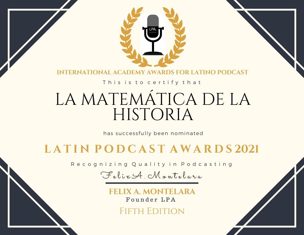 Podcast Awards 2021
