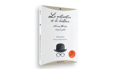 Portada del llibre d'en Juli Gutièrrez Deulofeu: «La Matemàtica de la Història, Alexandre Deulofeu o el pensador global», tercera edició, editat per Lapislàtzuli.