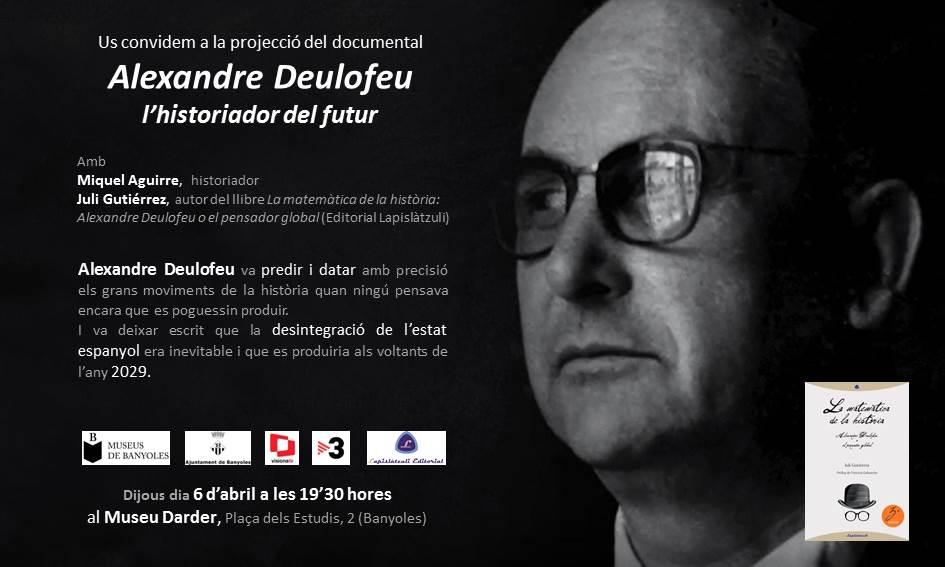 Presentació llibre Juli Gutièrrez Deulofeu a Banyoles, Museu Darder.