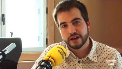 Ricard Ustrell a Catalunya Ràdio.