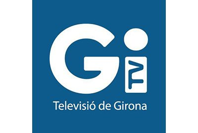 Televisió de Girona. Logotip.