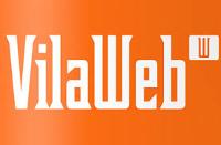 Vilaweb. Logotip.